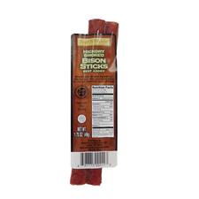 Bison Hickory Smoked Sticks 1.75 oz (buy 5 get 1 free)